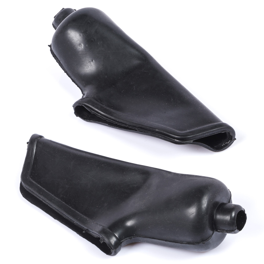 TY250Z Lever Cover Shrouds