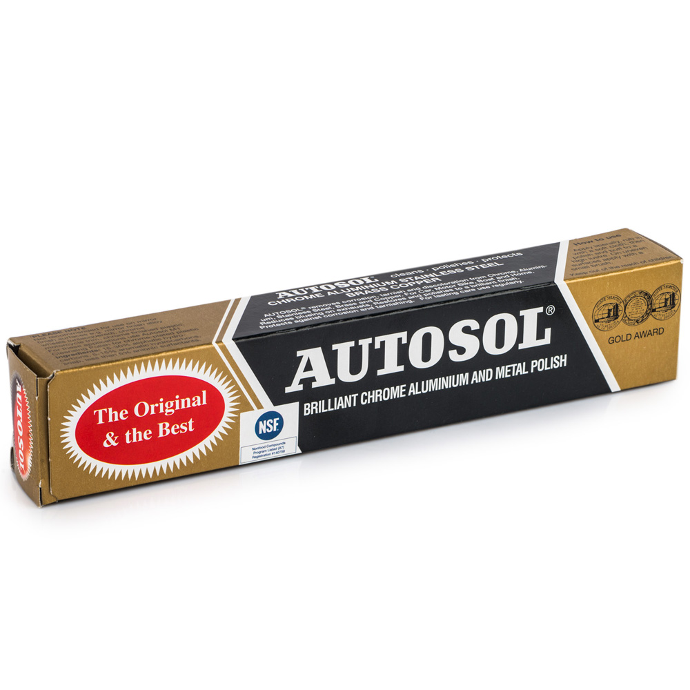 RD400E USA Solvol Autosol Chrome Polish