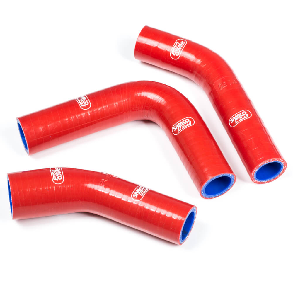 RZ350LC Samco Red Silicone Hose Kit
