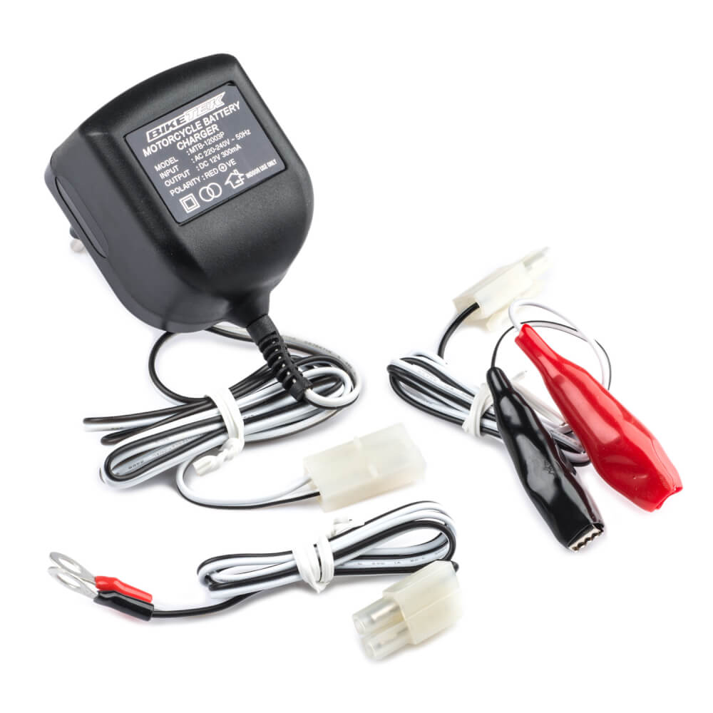 Battery Trickle Charger Euro Plug