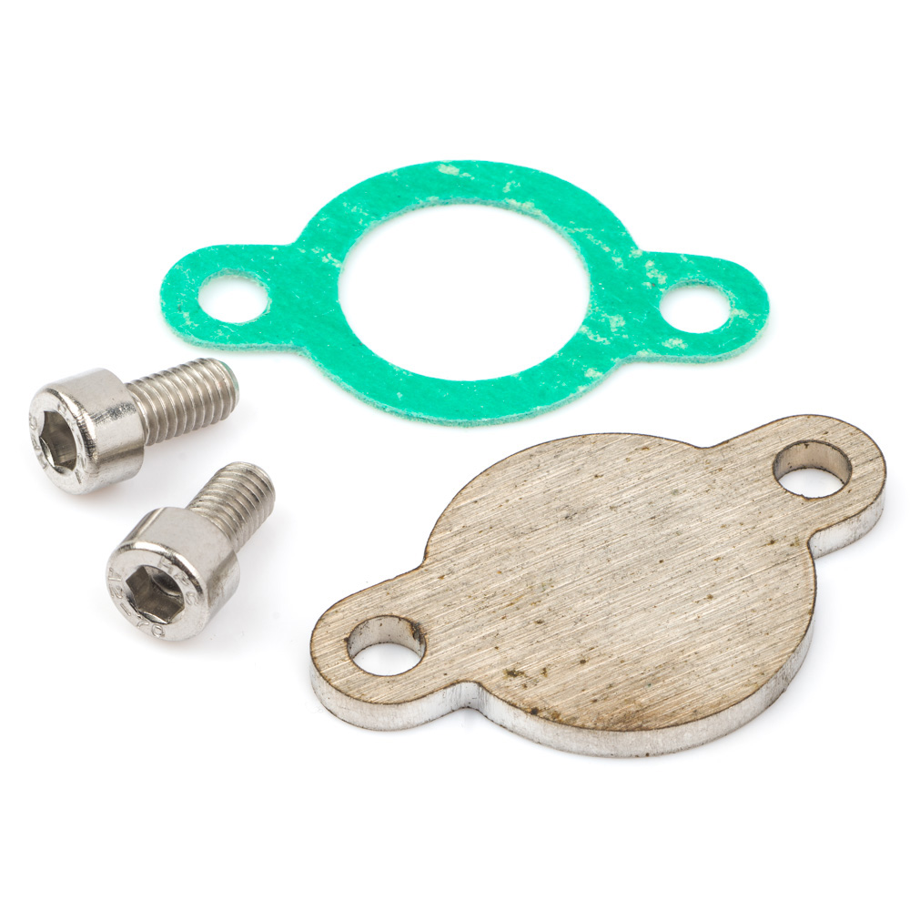 RS125DX Oil Pump Blanking Kit